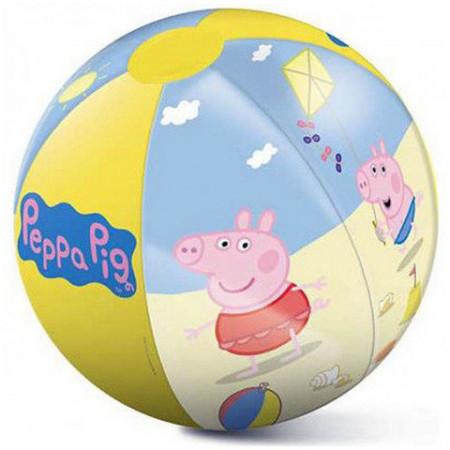 Minge de plaja gonflabila Purcelusa Peppa