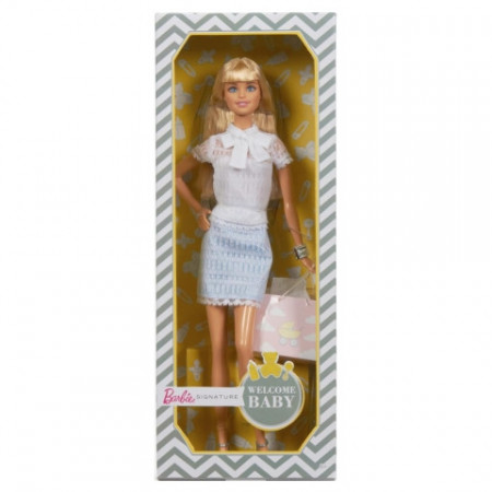 Papusa Barbie blonda Barbie Welcome Baby