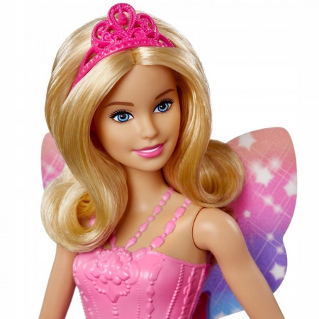 Papusa zana blonda Barbie Dreamtopia Fairy Ballarina