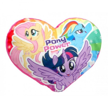 Perna de plus in forma de inimioara My Little Pony
