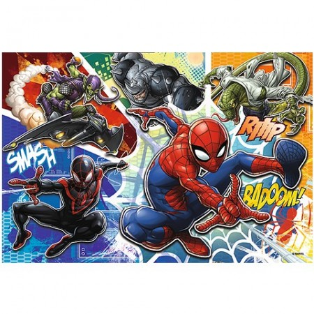 Puzzle Spiderman 60 piese