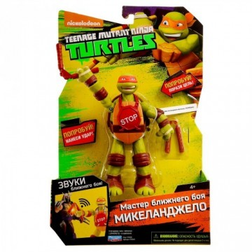 Poze Set de joaca Michelangelo Hand to Hand Fighters Testoasele Ninja