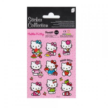 Abtibilduri Hello Kitty 9 bucati