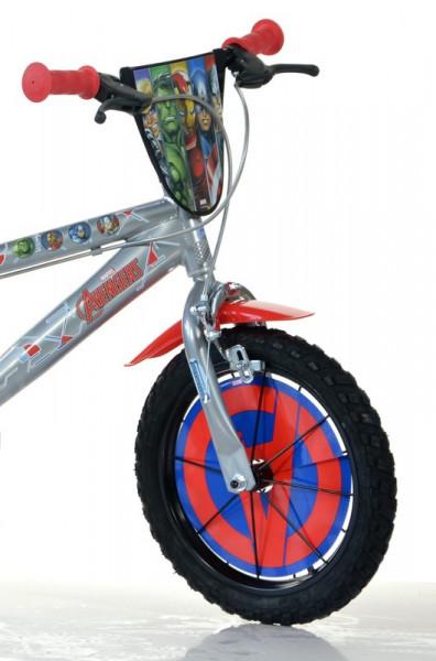 """Bicicleta copii Avengers 16"""""""