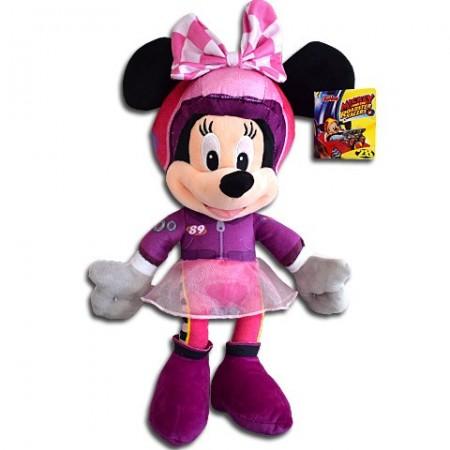 Figurina de plus Minnie Mouse Disney Roadster Racers 25 cm