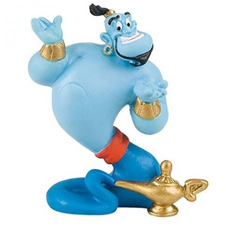 Figurina Duhul din lampa Aladdin Bullyland