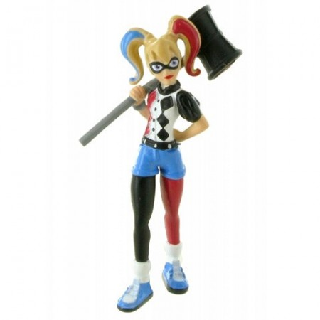 Poze Figurina Harley Quinn Superhero Girls
