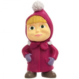 Poze Figurina Masha iarna Masha and the Bear