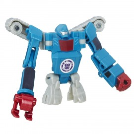 Figurina robot Groundbuster Transformers Robots in Disquise Combiner Force