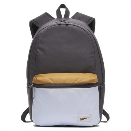 sosiri noi magazin din Marea Britanie într-adevăr confortabil Ghiozdan rucsac Nike Heritage gri 43 cm BA4990082