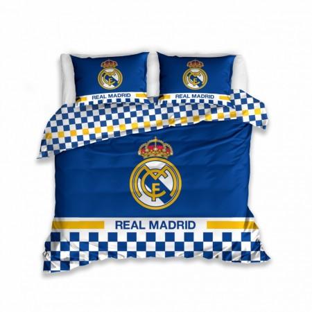 Lenjerie pat FC Real Madrid 220x200 cm
