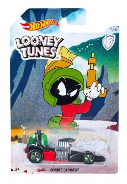 Masinuta metalica Marvin the Martian Looney Tunes Hot Wheels