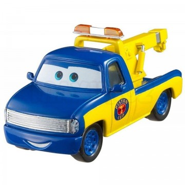 Masinuta metalica Race Tow Truck Cars