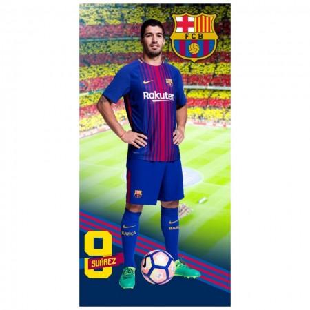 Prosop Luis Suarez FC Barcelona 140x70 cm