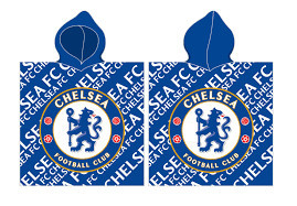 Prosop poncho FC Chelsea 120x60 cm