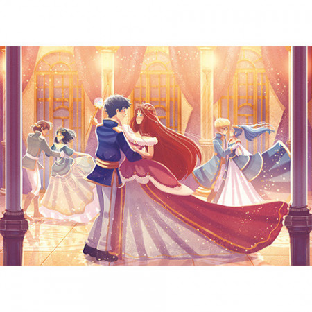 Puzzle Jewels The Grand Ball Clementoni 104 piese