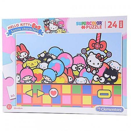 Puzzle Hello Kitty Clementoni 24 piese