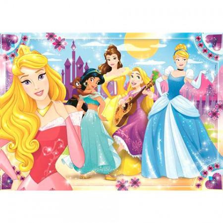 Puzzle Printesele Disney Clementoni 30 piese