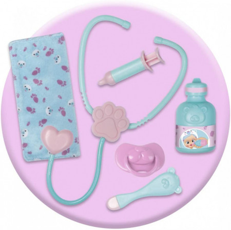 Set de joaca Kristal Bebelus interactiv Cry Babies