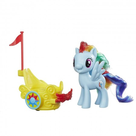 Poze Set de joaca Rainbow Dash Royal Spin My Little Pony