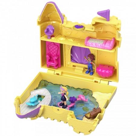 Set de joaca Surf and Sandventure Compact Polly Pocket