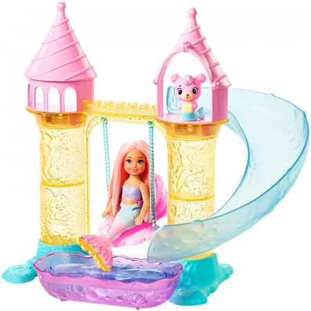 Set Mermaid Playground Barbie Dreamtopia