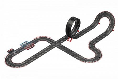 Circuit electric masinute Ferrari si Mercedes Keep on Racing Carrera Go Plus 6,8 m
