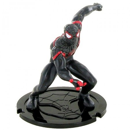Poze Figurina Spiderman Negru Spiderman