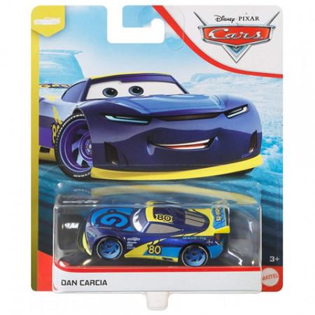 Masinuta metalica Dan Carcia Cars
