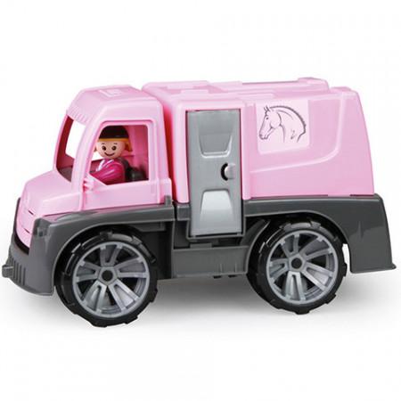 Masinuta Transport cai Truxx Lena 29 cm