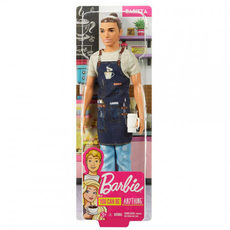 Papusa Ken barman Barbie You Can Be Anything