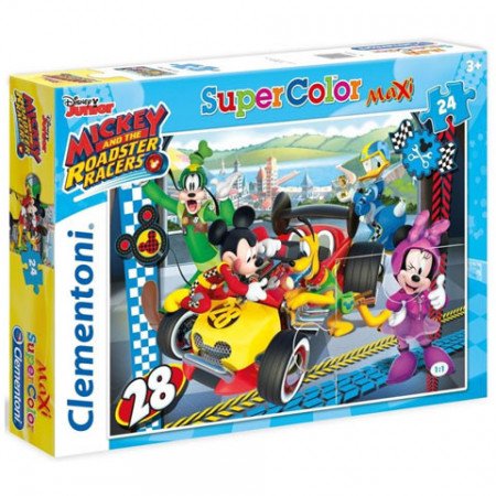 Puzzle Mickey Mouse Clementoni 24 piese
