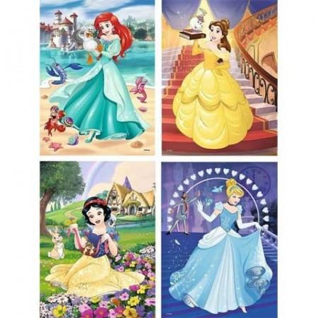 Puzzle maxi Printesele Disney 20 piese