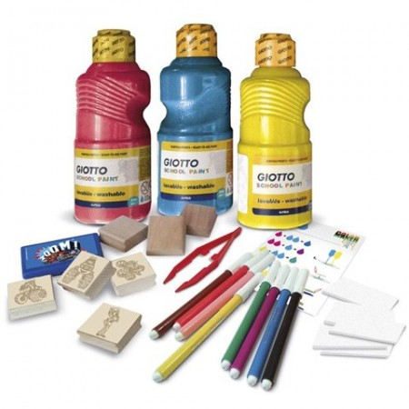 Set creativ Color Maker Blaze si Masinile Uriase