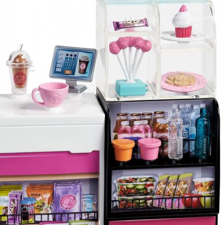 Set de joaca Coffee Shop Barbie