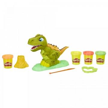 Set de joaca plastilina Rex the Chomper Play Doh