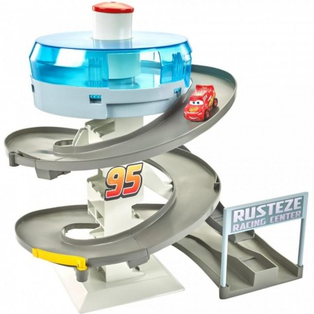 Poze Set de joaca Rust-Eze Spinning Raceway Mini Racers Cars 3