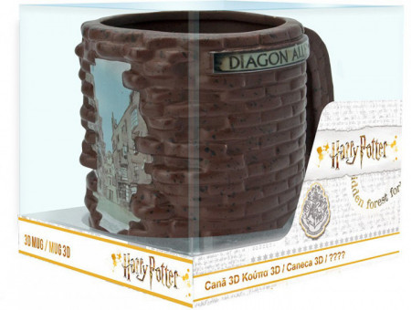 Cana 3D Harry Potter
