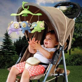 Poze Carusel muzical 3 in 1 Fisher-Price Butterfly Dreams - Noapte Instelata