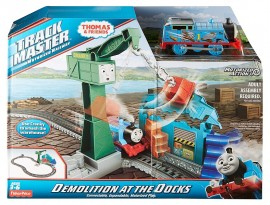 Poze Circuit Demolarea Docurilor Thomas&Friends Track Master