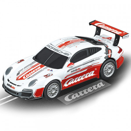 Circuit electric masinute Porsche GT3 si Mercedes AMG GT3 Pedal to the Metal Carrera Go 6,2 m