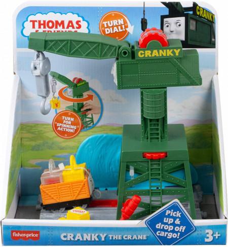 Extensie Macaraua Cranky Thomas&Friends Track Master