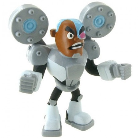 Figurina Cyborg Tinerii Titani