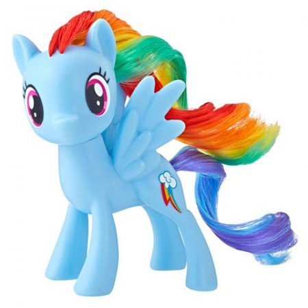 Poze Figurina Rainbow Dash in cutie My Little Pony