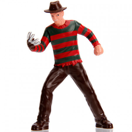 Masinuta metalica A Nightmare On Elm Street Hollywood Rides 21 cm