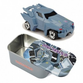 Masinuta metalica Steeljaw in cutie Transformers Robots in Disguise