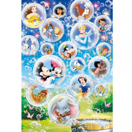 Puzzle Personaje Disney Clementoni 60 piese