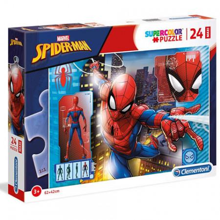 Puzzle Spiderman Clementoni 24 piese