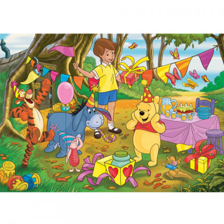 Puzzle Winnie the Pooh Clementoni 24 piese