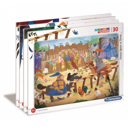 Puzzle Once upon a time Clementoni 30 piese